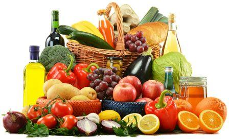 Vegetables and Fruits Keep Your Body Healthy