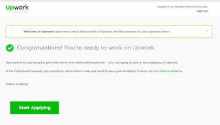 Como trabajar freelance en Upwork