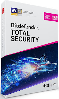 Bitdefender Total Protection 2019 Free for 180 Days with Promo Code