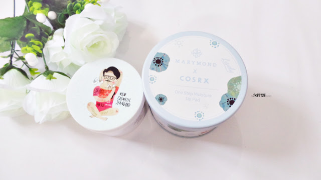 COSRX One Step Moisture Up Pad Review Marymond Seoul Asian Beauty kbeauty blog korean