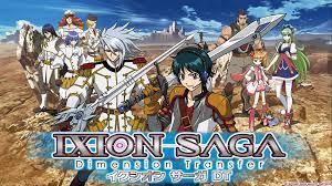 Ixion Saga Dimension Transfer - VietSub (2013)