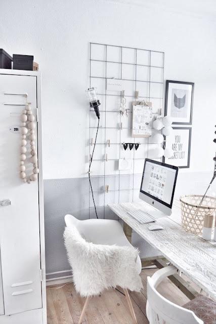 inspiração de home office