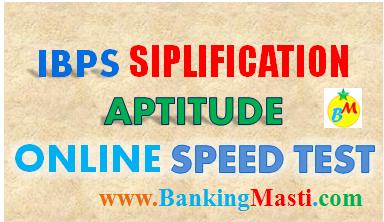 IBPS CLERK | PO - Free Online Aptitude Test - 50 Plus Latest Exam ...