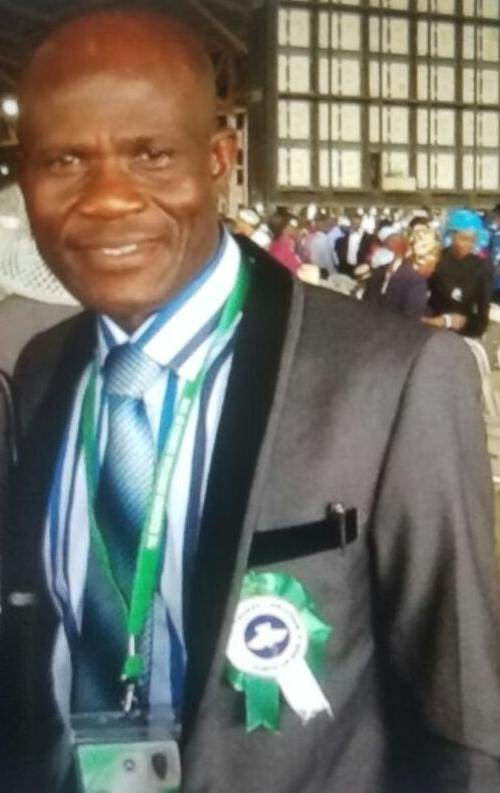 pastor Jamiu Ishola Kolawole