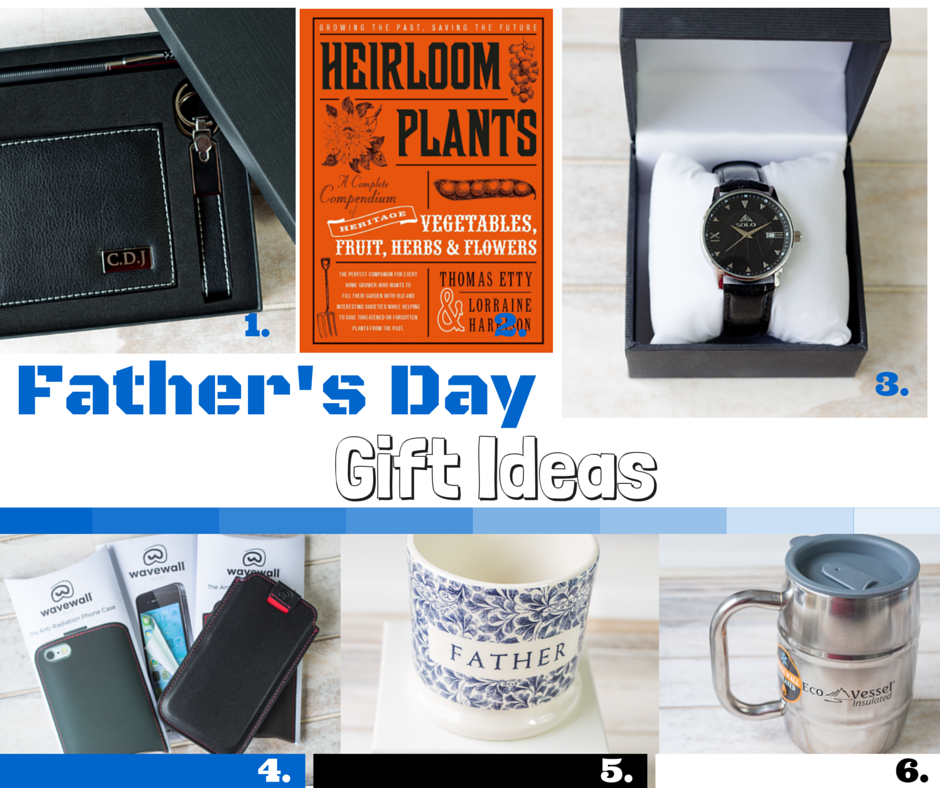 Father's Day Gift ideas From www.my-family-ties.com
