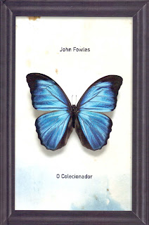 O Colecionador / John Fowles / Darkside Books