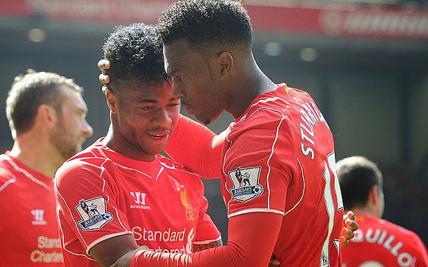 Sturridge and Sterling