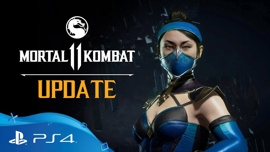 mortal kombat 11 update towers of time ps4 grind fix kitana mk11