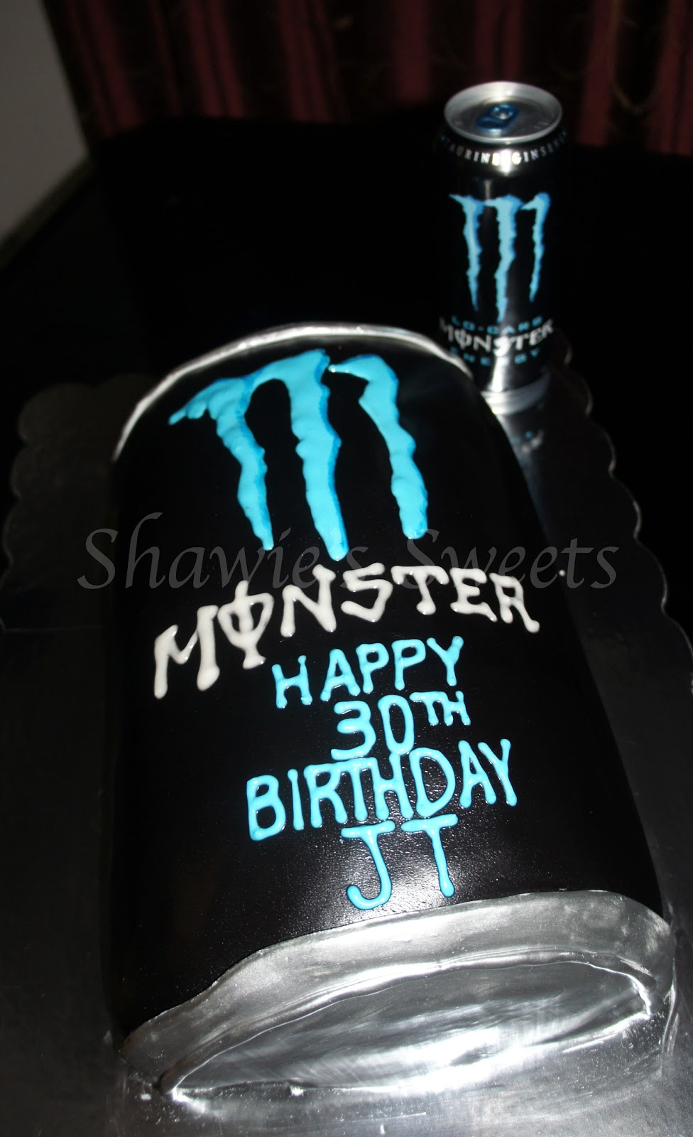 Shawie S Sweets Monster Energy Cake