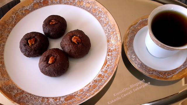 Tatlı tarifleri, Tatlı çeşitleri, şekerpare tarifi kolay, kakaolu şekerpare tatlısı, kakaolu şekerpare yapılışı