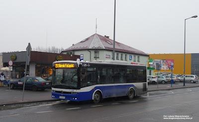 Autosan M09LE, MPK Kraków