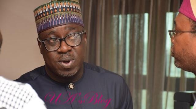 2019: Why the man in Aso Rock is not Buhari – Ex-APC spokesperson, Abdullahi