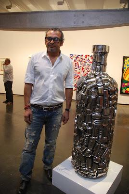 escultura de Subodh Gupta