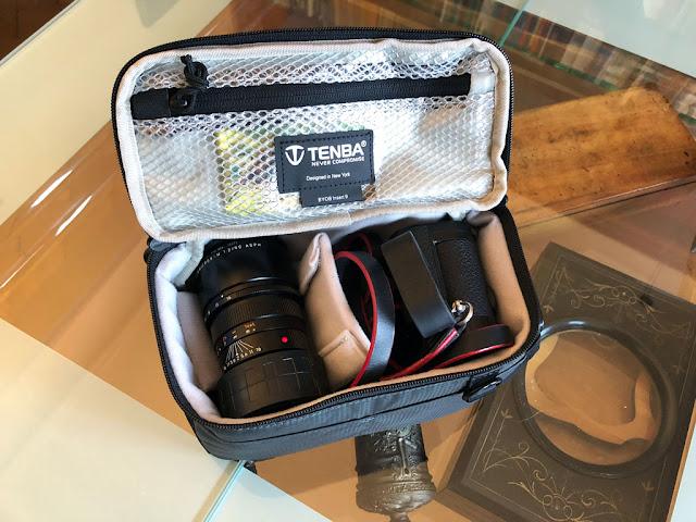 Tenba BYOB 9 & Leica m240