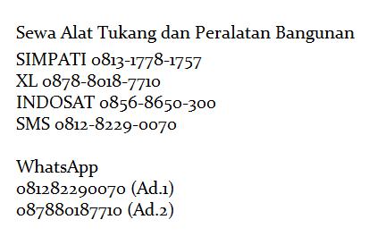 Tempat Jasa Sewa Bor Listrik Di DKI Jakarta Rental Bor Beton, Dinding Kayu