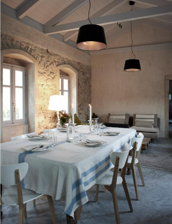 Villa kalos blog di arredamento e interni dettagli for 6000 piedi quadrati a casa
