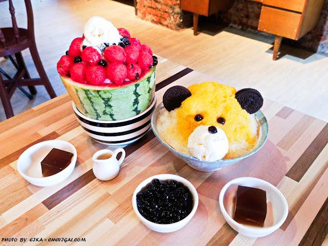 IMG 20180611 163305 - 新南五五製氷所│大里復古懷舊冰菓室,還有超萌芒果熊熊根本捨不得吃!
