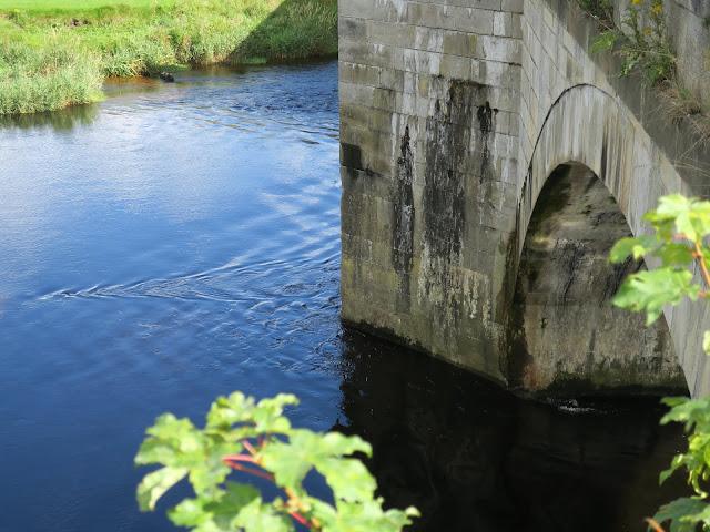 Bridge over River Wharfe, Burnsall, North Yorkshire