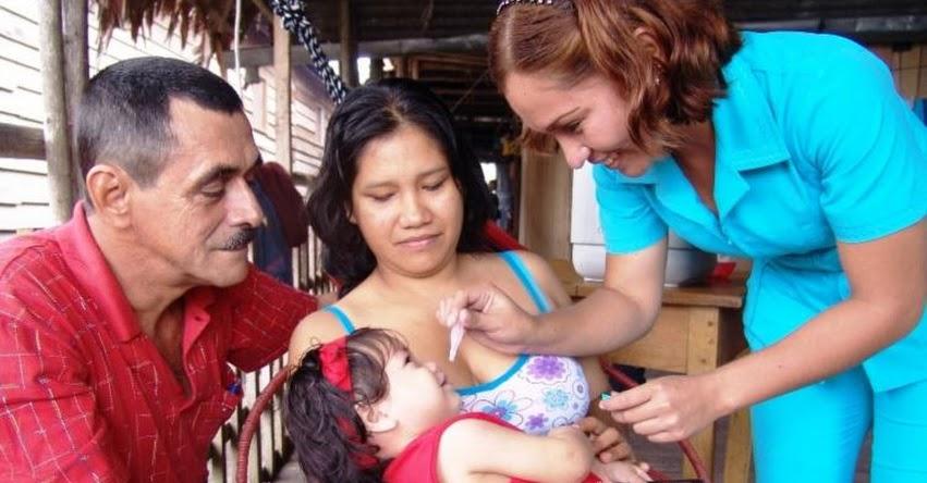 ATENCIÓN PADRES DE FAMILIA: Lleve a su niño menor de 5 años a vacunarse contra el Sarampión