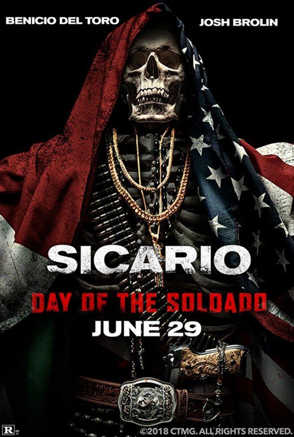 Sicario: Day of the Soldado (2018) ทีมพิฆาตทะลุแดนเดือด 2