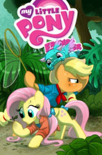 MLP Friends Forever Volume 6 Paperback Comic
