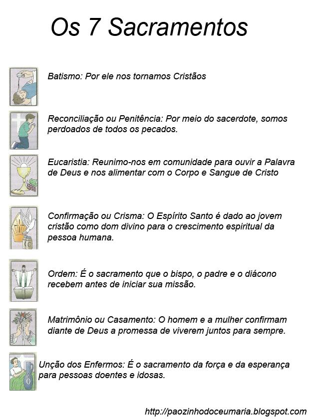 Sacramento Do Matrimonio Na Bíblia : Pãozinho do céu os sete sacramentos atividades