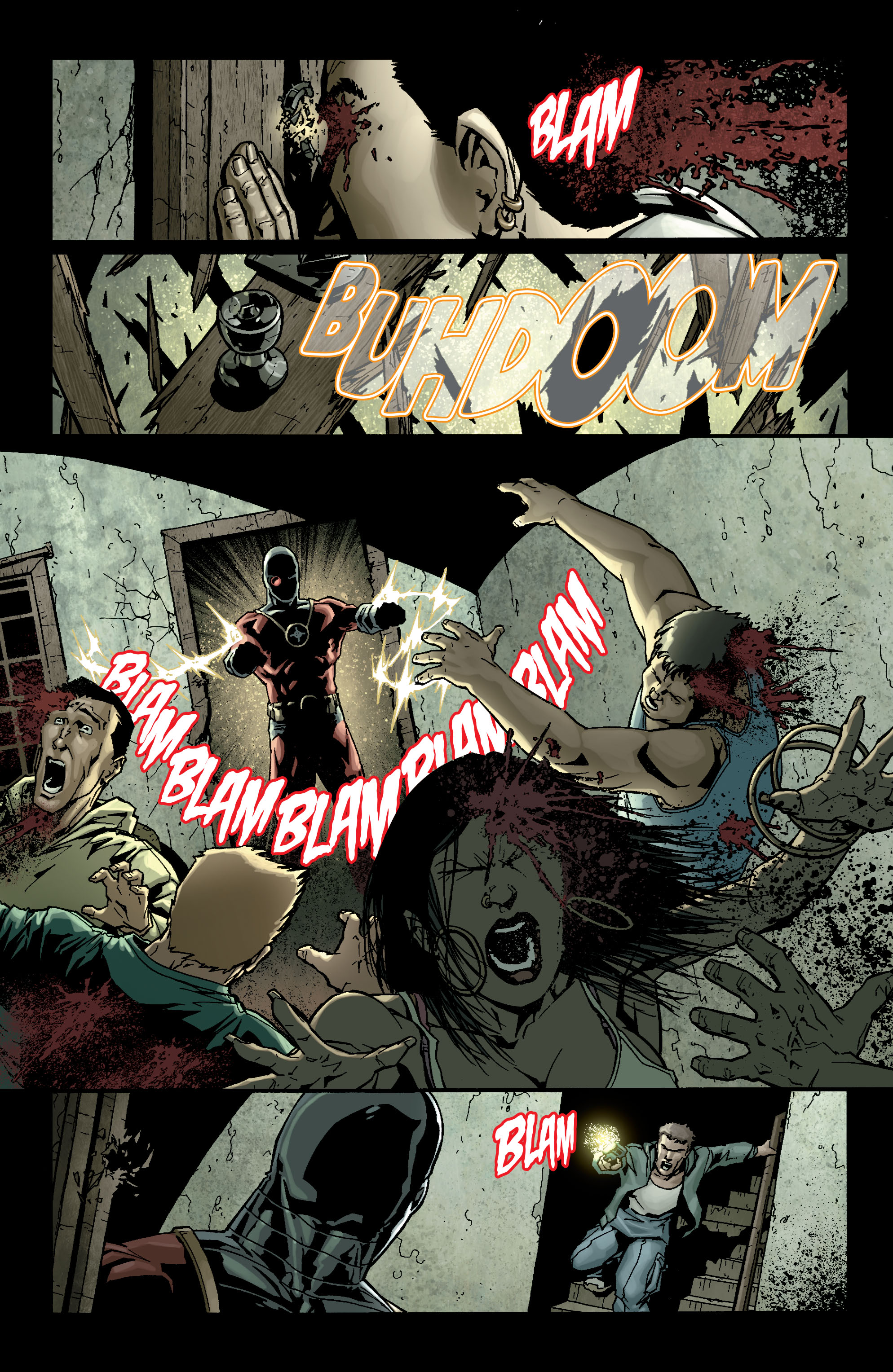 Read online Secret Six (2008) comic -  Issue #15 - 8