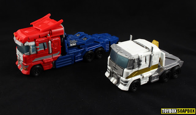 snd primo vitalis optimus truck mode