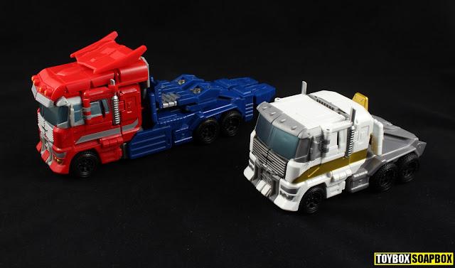 snd primo vitalis optimus truck mode