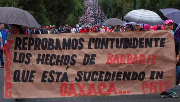 Periodistas de TV Azteca en manos de las autoridades mexicanas