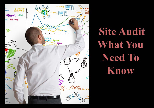 What you need to know about site audit