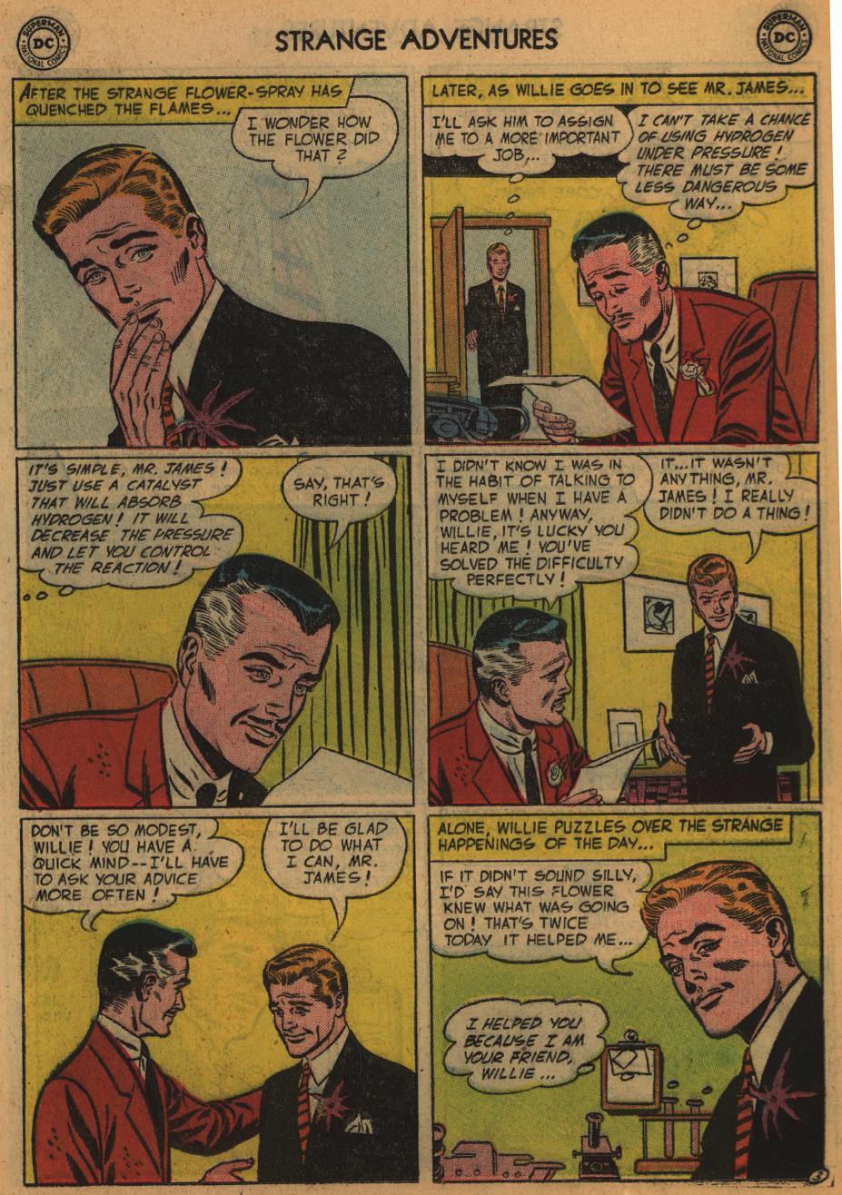 Strange Adventures (1950) issue 67 - Page 21