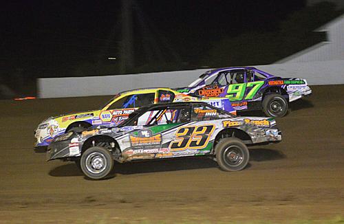 Dan Deery Waterloo >> Auto Racing Independent: Fayette County Fairgrounds/Deery ...