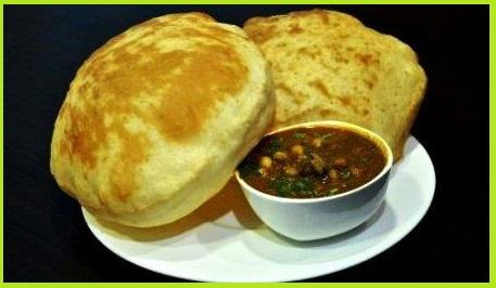 Instent Bhatura Recipe