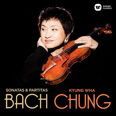 Kyung Wha Chung - Bach Sonatas & Partitas - Warner Classics
