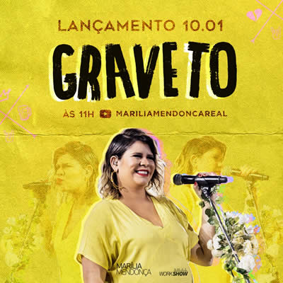 Marília Mendonça - Graveto (Ao Vivo)