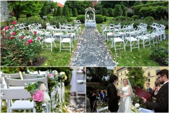 Ślub w ogrodzie Archeologicznym w Krakowie, Wedding in Krakow, Wedding Planner Krakow, Winsa, Agencja Ślubna