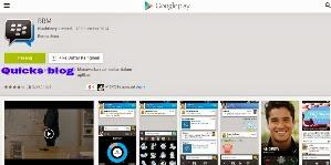 Cara download BBM untuk Android lengkap
