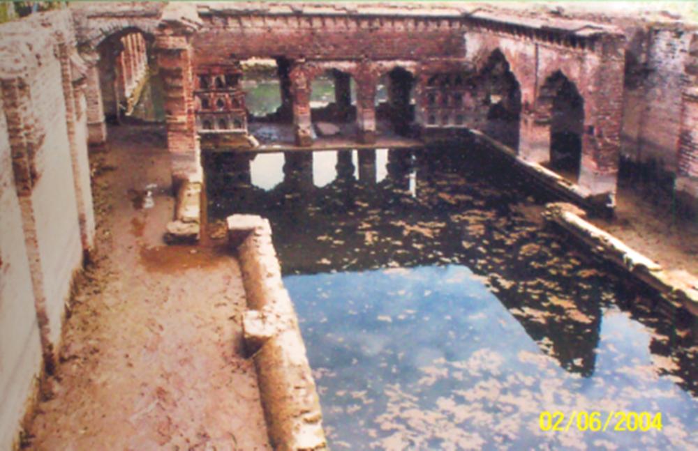 Step-Well and Temple, Thandla- चरण-कुंड एंड टेम्पल, थांदला
