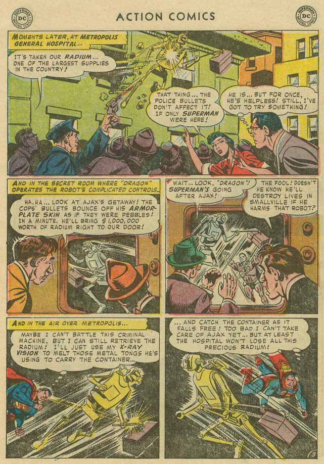 Read online Action Comics (1938) comic -  Issue #173 - 9