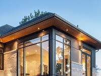Best of One Way Glass Windows for Amazing Modern Villa Design