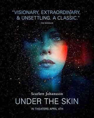 Under the Skin una película dirigida por Jonathan Glazer