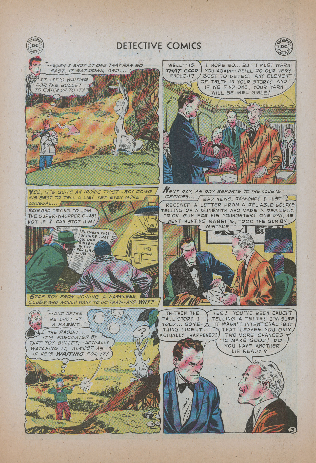 Detective Comics (1937) 220 Page 29