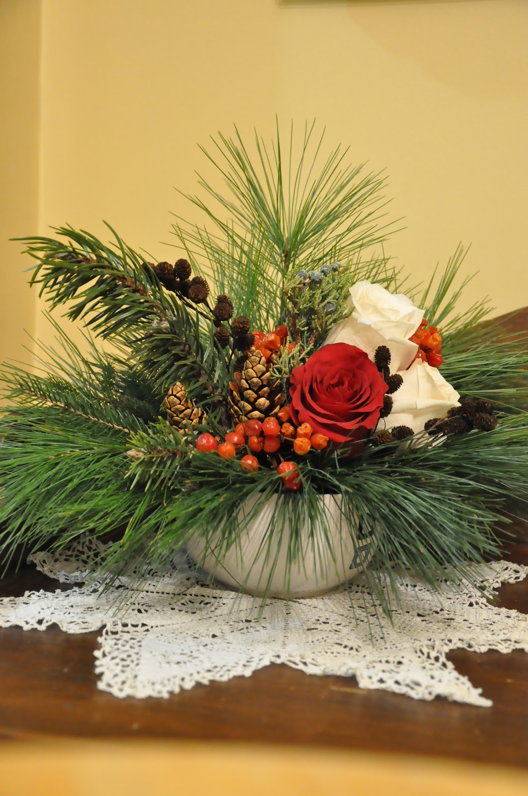 reub-envision: Florals at Christmas (Preview)