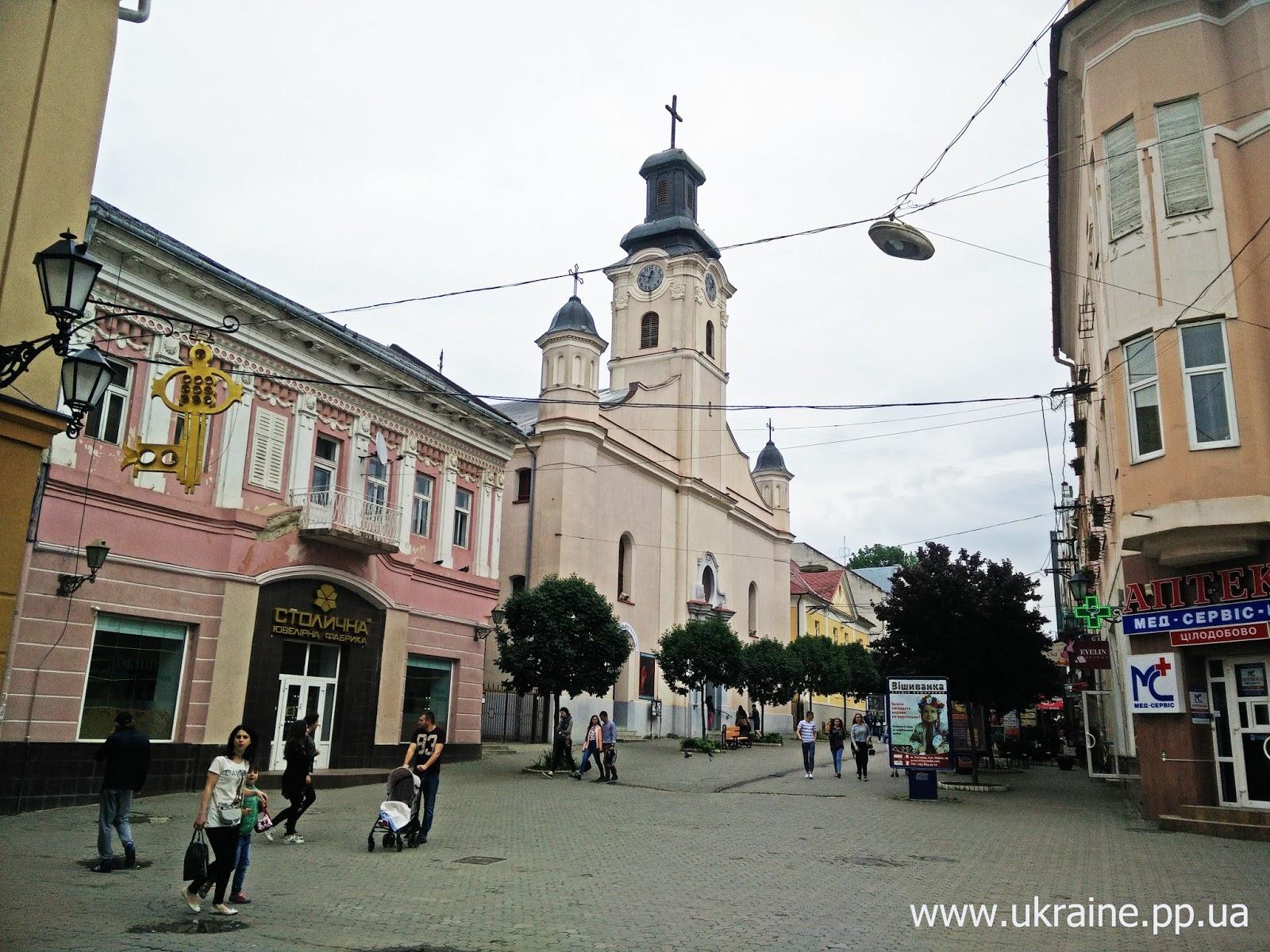 Ужгород фото 2016