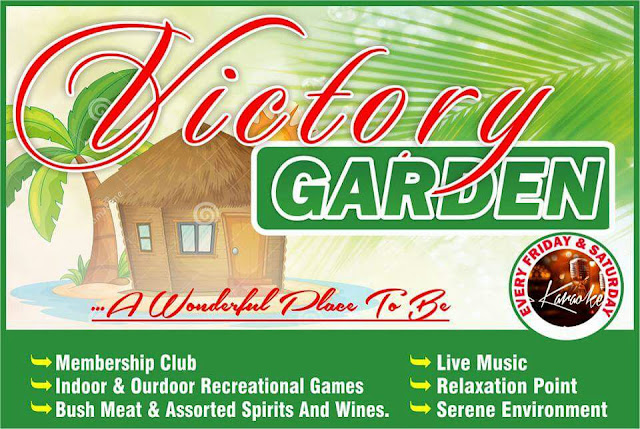 VICTORY GARDEN ARE STILL ONE OF THE BEST HANGOUT IN AKWA IBOM STATE....... | NAIJACITYBLOG