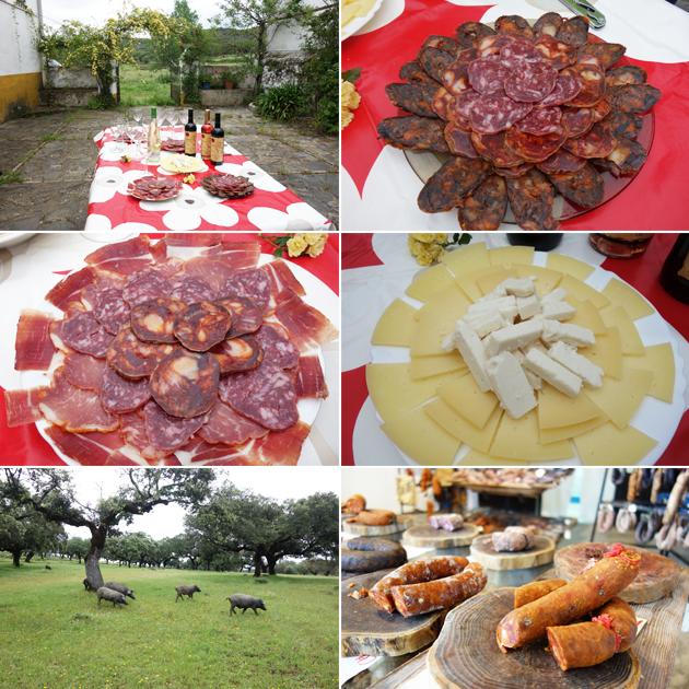 El jamón ibérico y el turismo gastronómico y cultural de Jerez de los Caballeros