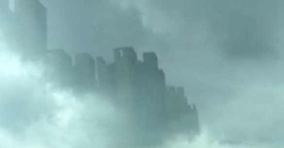 Video Penampakan Kota Hantu Yang Menggegerkan Dunia