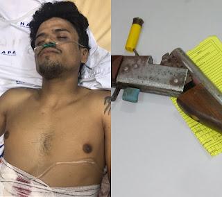 Se deu Mal: Bandido é preso com arma de fogo e 02 motos roubadas em Chapadinha