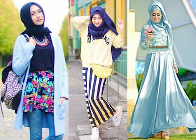 baju muslim ala dian pelangi